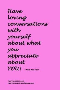 loving conversations