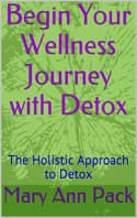 Begin Your Wellness Journey with Detox BOOK COVER