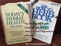 Herb books